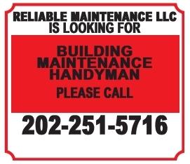 Building Maintenance Handyman