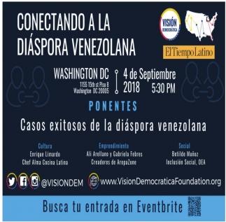 Conectando a la Diáspora Venezolana