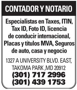 Contador y Notario