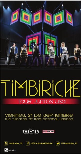 Tour Juntos USA