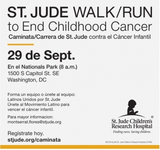 Walk/Run to End Childhood Cancer