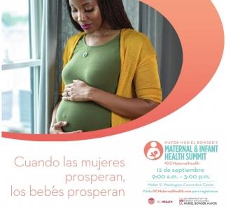 Cuando las Mujeres Properan, Los Bebés Prosperan