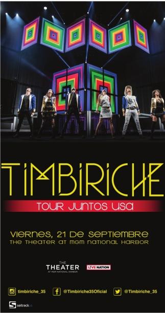 Tour Juntos USA