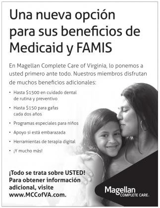 Una Nueva Opcion para Sus Beneficios de Medicaid y FAMIS