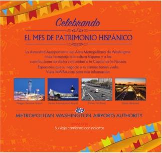 Celebrando el Mes de Patrimonio Hispanico