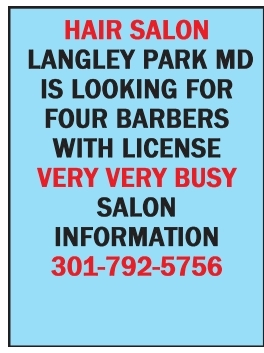 Barbers with License