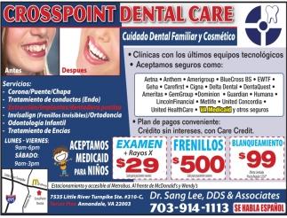 Cuidado Dental Familiar y Cosmetico