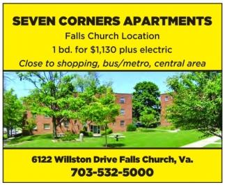 Falls Church Location