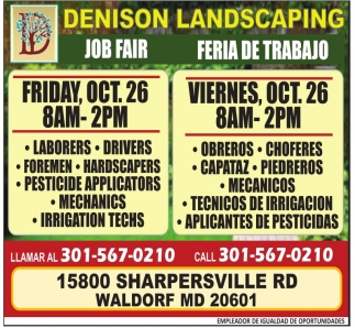 Job Fair Feria de Trabajo