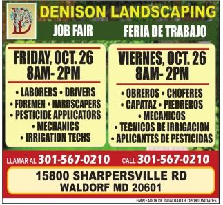 Job Fair Feria de Trabajo