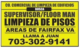 Supervisor/Floor Man