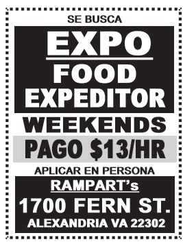 Food Expeditor