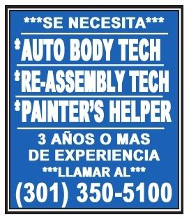 AutoBody Tech