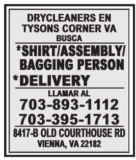 Drycleaners en Tysons Corner