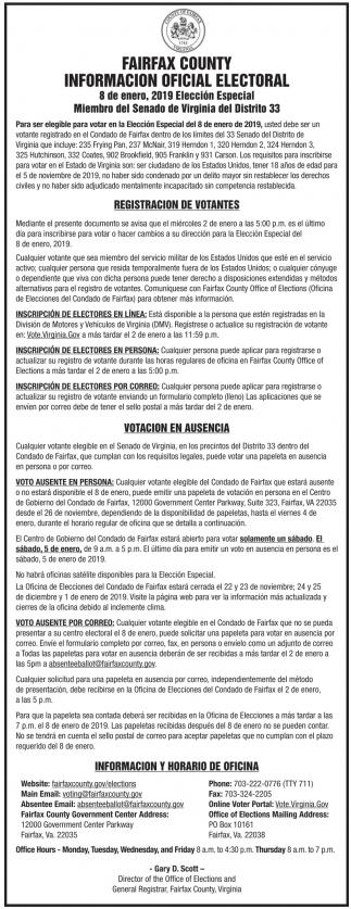 Informacion Oficial Electoral