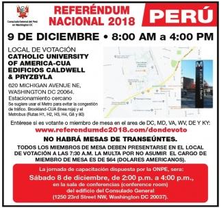 Referendum Nacional 2018