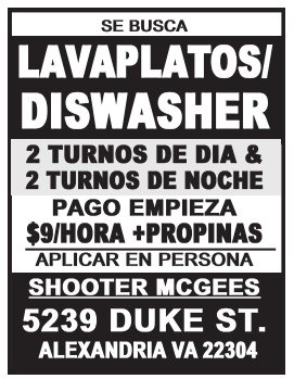 Lavaplatos / Dishwasher