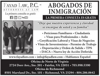Abogados de Inmigración