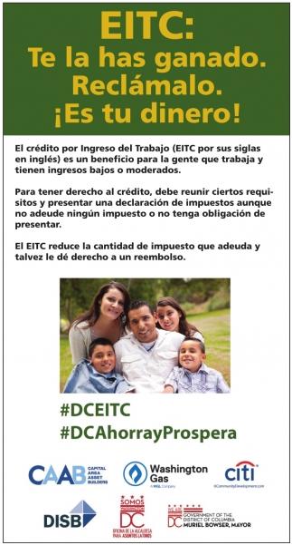 EITC: Te lo Has Ganado