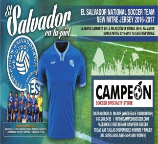 El Salvador en tu Piel