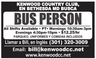 Bus Person