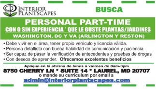 Personal Part-Time