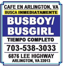 Busboy