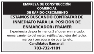Enmarcador / Framer