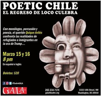 Poetic Chile