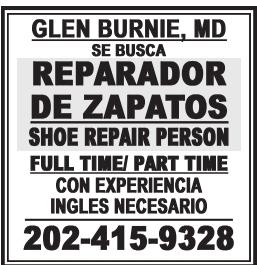 Reparador de Zapatos