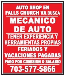 Mecanico de Auto