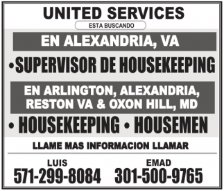Supervisor de Housekeeping