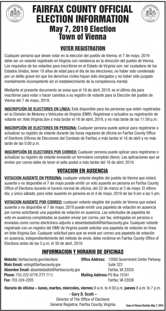 Election Informacion