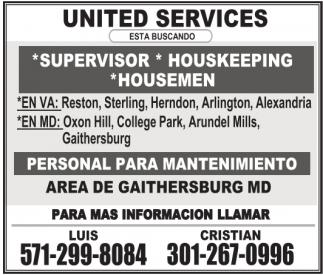 Supervisor de Housekeeping