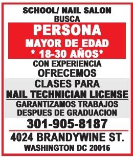 Nail Technician License