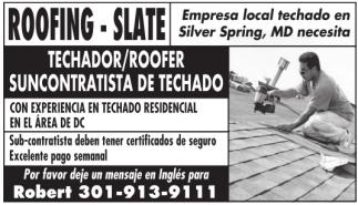 Techador/Roofer