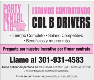 Conductores con CDL B