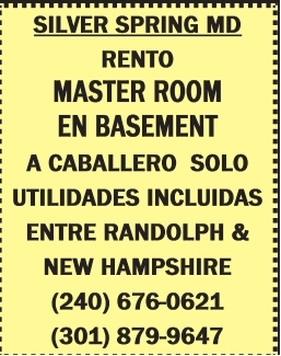 Master Room en Basement