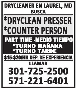 Dryvlean Presser