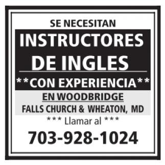 Instructores de Ingles
