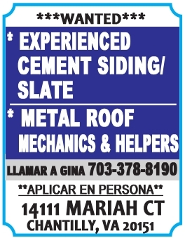 Experienced Cement Siding