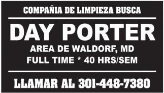 Day Porter