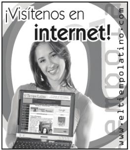 Visitenos Internet