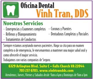 Nuestros Servicios