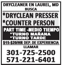 Dryclean Presser