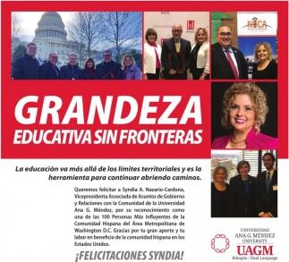 Grandeza Educativa Sin Fronteras