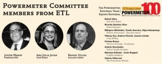 Powermeter Committee Members from ETL