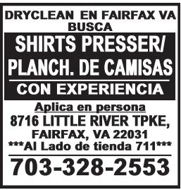 Shirts Presser