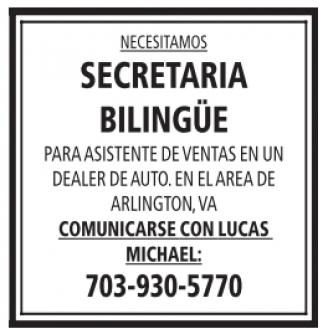 Secretaria Bilingüe