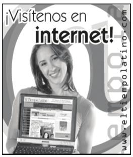 Visitnos en Internet